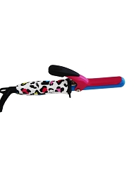 Mini Curling Iron - Leopard