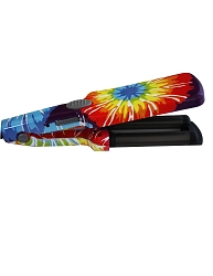 Mini 3 Barrel Curling Iron - Tie Dye